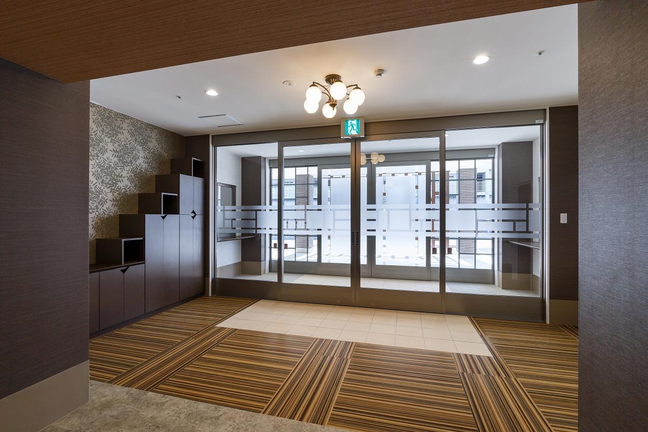 05_1階 玄関ホール